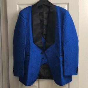 Other - NWOT Mens Jacket/Waist Coat combo
